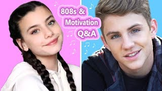 MattyBRaps - 808s & Motivation | Q&A with Ava!