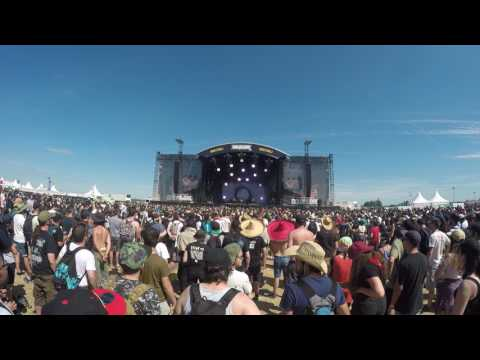 Phantom Fear - Architects, Download Festival 2017 France