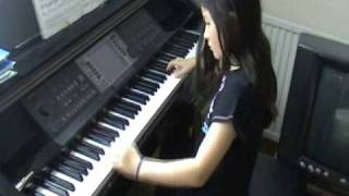 Lowside Blues by Joanna MacGregor. grade 7 played by Aisha