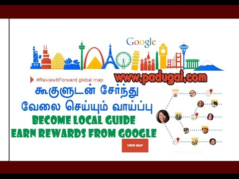 Local Guide Opportunity to working with Google