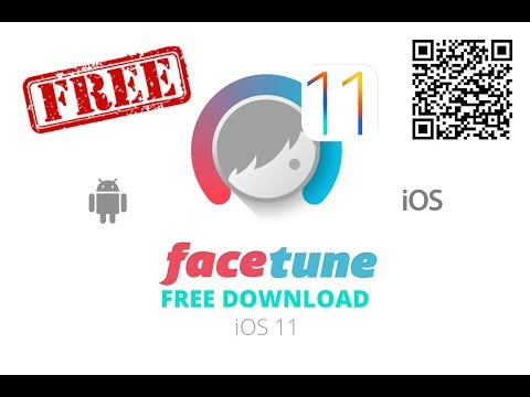 Facetune Free Download APK For Android, IOS 11 & PC Online