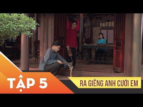 Phim Xin Chào Hạnh Phúc – Ra giêng anh cưới em tập 5 | Vietcomfilm