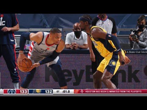 Washington Wizards vs Indiana Pacers Full Game Highlights | May 8 | 2021 NBA Season