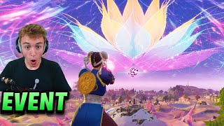 @Sini27  Fortnite Live Event REAKCIJA (sezona 6)