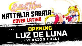 ·NATTALIA SARRIA·「Luz De Luna ~Versión Full~」(Cover en español)