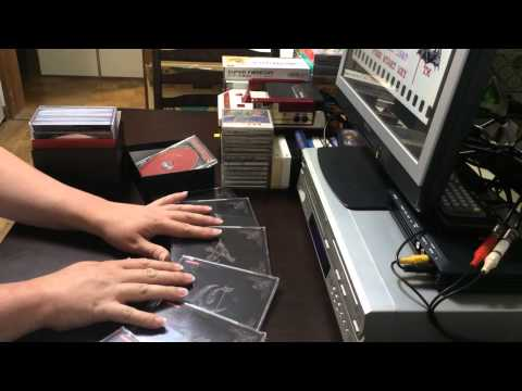Akumajou Dracula Best Music Collection Unboxing