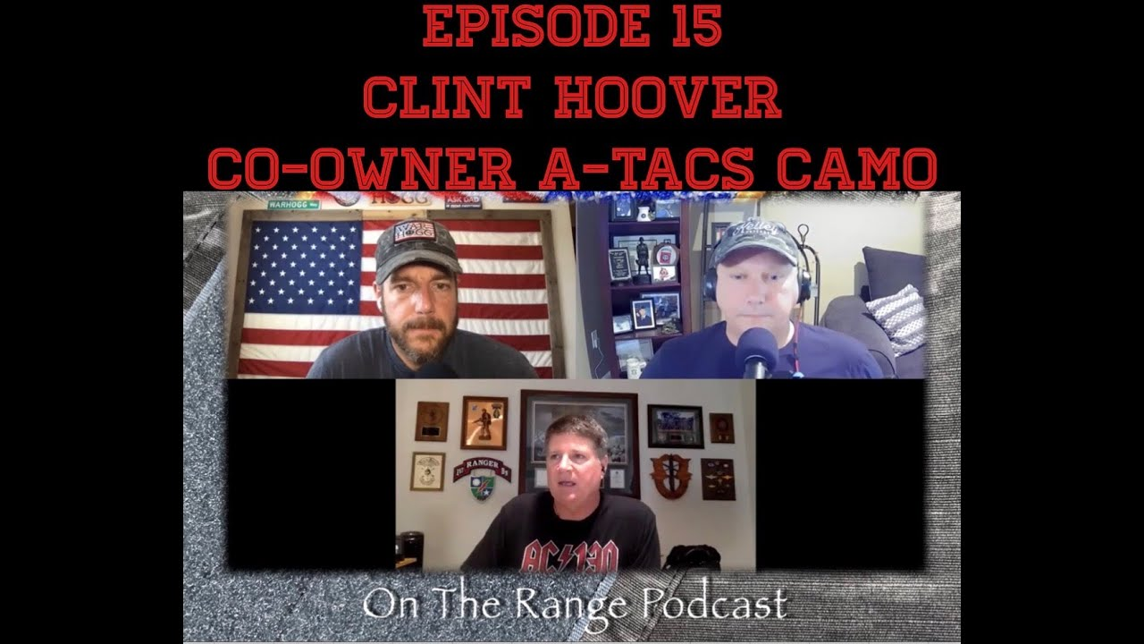 Thanks to Mark of Kelley Defense and Rick Hogg of WarHogg Tactical for having me on the podcast