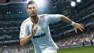 PES 2013 Pro Evolution Soccer Official Trailer