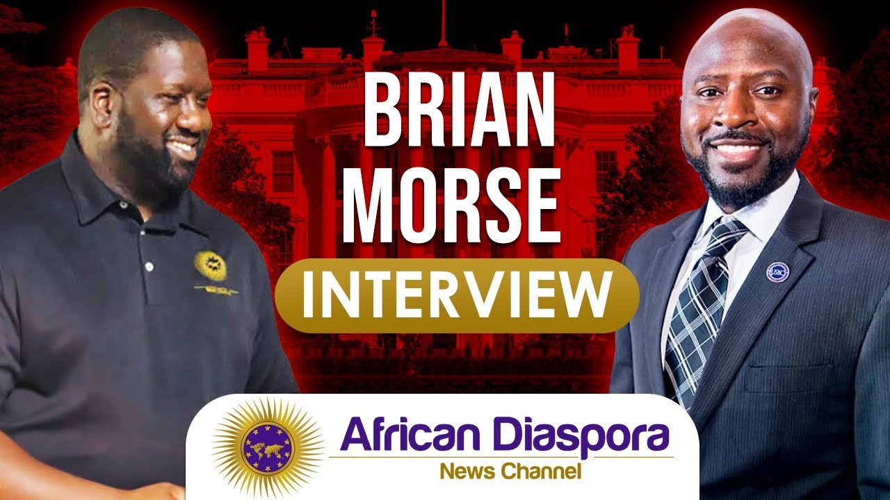 Brian Morse Speaks On Creating US Black Chamber & Access To Capital For BOB