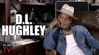 D.L. Hughley on His Daughter Being Afraid to Tell Him She's Gay (Part 16)