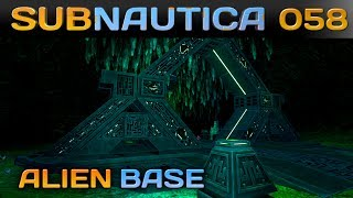 🌊 SUBNAUTICA [058] [Weitere Alien Base entdeckt] Let's Play Gameplay Deutsch German thumbnail