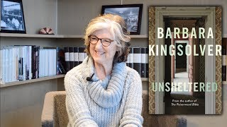 Barbara Kingsolver: The Waterstones Interview