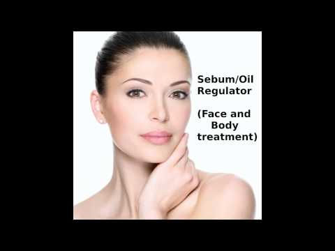 Binaural Beats For Life - Sebum/Oil Regulator (Face and Body treatment)