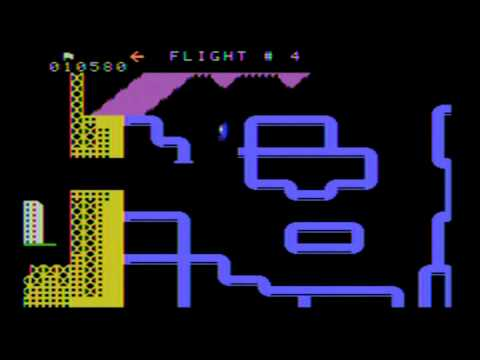 Looping Review ColecoVision