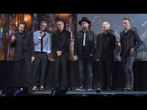 rock hall of fame 2017 inductees youtube