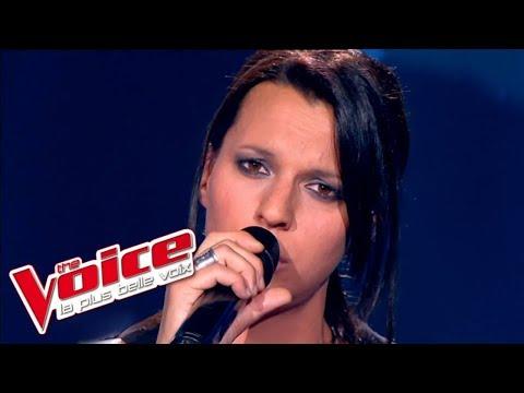 Un homme heureux - Aude Henneville   William Sheller   The Voice France 2012   Prime 4