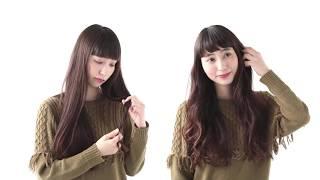 【SALONIA】2WAY STRAIGHT & CURL IRON【HOWTO】 thumbnail