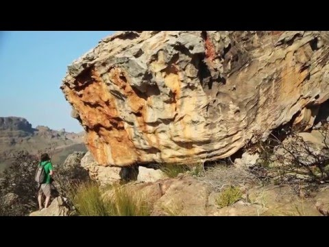 Five Ten 2014 | Jimmy Webb | Feels Like Home - Climbing Rocklands, South Africa
