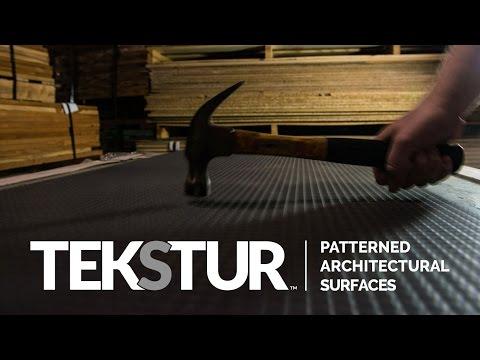 Proven Durability - Tekstur Paper Composite Wall Panels