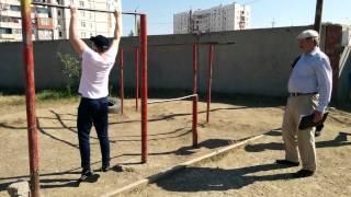 видео Сдаем норматив на 2 км по бегу - правильная техника выполнения