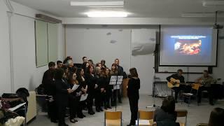 Γιορτή 25ης Μαρτίου - Εσπερινό Γυμνάσιο / ΓΕΛ Πολυγύρου - 22/3/2018 thumbnail