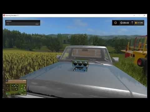 FS17 Multiplayer Ep3 w/Creeper  Planting new crops & new pla