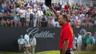 Visionworks INsight: Tiger Woods wins 2013 Cadillac