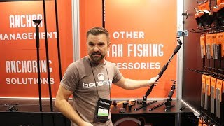 Huge Kayak Fishing Accesories Update from YakAttack at iCast 2019