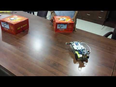 Jawahar Navodaya Vidyalaya Kannur - ATL Project 2017-18
