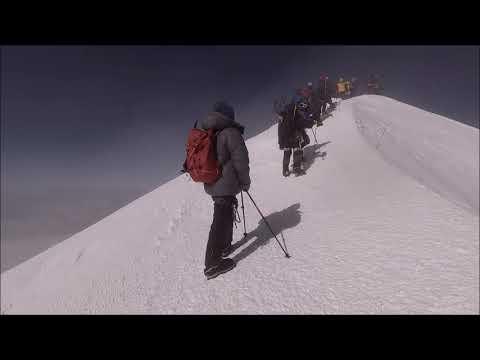 Mt. Elbrus Summit