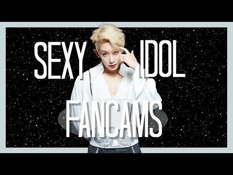 Sexy Male KPOP Idol Fancams
