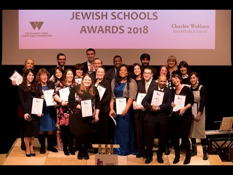 PaJeS Jewish Schools Awards 2018 in association with the Jewish News