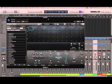 Production Masterclass 006 - Logic Pro X Template Building