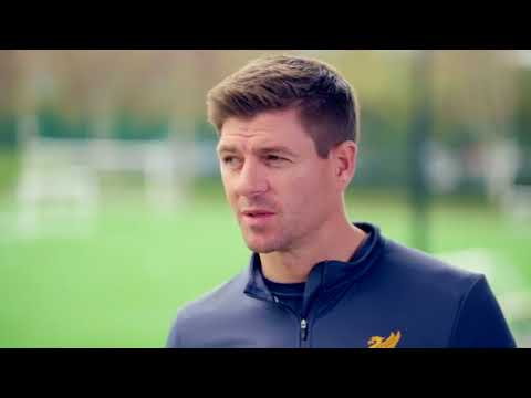 Steven Gerrard: Kids must be allowed to play street football - No Hunger In Paradise