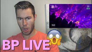 BLACKPINK Forever Young + Ddu Du Ddu Du LIVE SBS Inkigayo REACTION!!