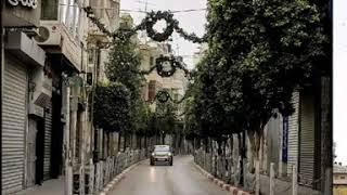 Ramallah prepares for christmas. ?? ❤️?