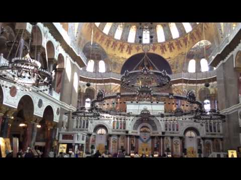 Kronstadt Naval Cathedral, Saint Petersburg-Russia