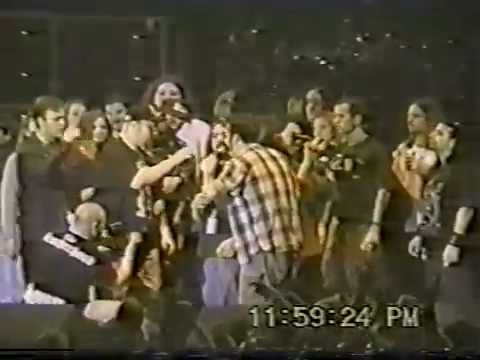 Pantera @ Tarrant County Convention Center - Fort Worth, TX, USA (Dec. 31, 1995)
