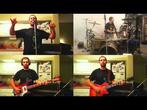 Dio - Rainbow In The Dark One Man Band Cover By JCAMP2112