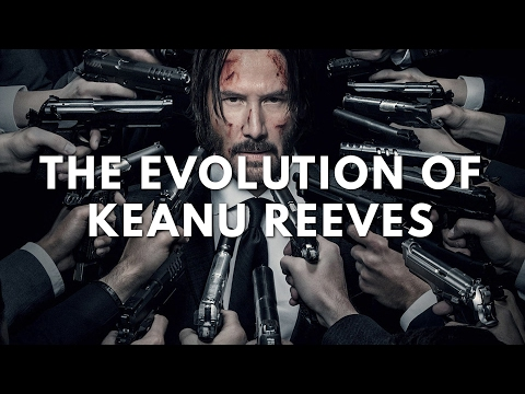Thumbnail: The Evolution Of Keanu Reeves In Movies