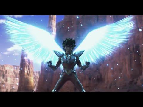 Saint Seiya: Knights of the Zodiac - Season 1 Part 2 Official Trailer (Latino)