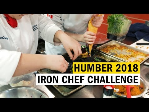 Humber 2018 Iron Chef Challenge