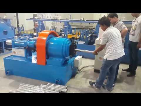 Tube Pipe Embossing Machine By K. S. Electromech Private Limited, Mandi Gobindgarh