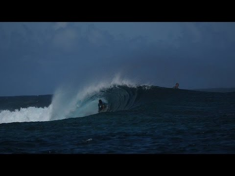Surfing Samoa with The Perfect Wave at Sa'Moana Resort