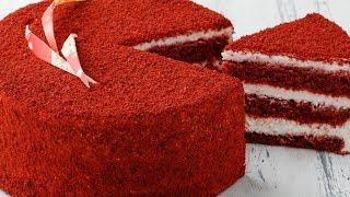 Торт Красный бархат. Рецепты домашних тортов пошагово. Торт рецепт с фото пошагово. Рецепт торта