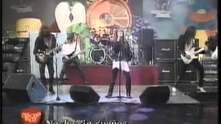 Rata Blanca en ritmo de la Noche Año 1992