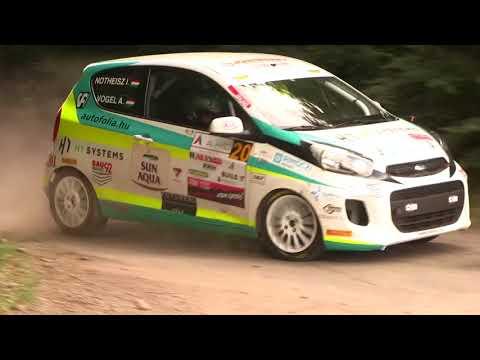 Vogel-Notheisz Kia Picanto A-Hîd Rallye Sprint 2018.