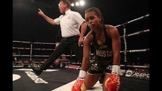 Natasha Jonas KNOCKED OUT by  Viviane Obenauf in Cardiff - Review & Reaction