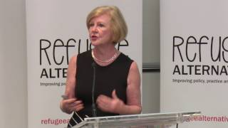 Refugee Alternatives for Australia - Gillian Triggs