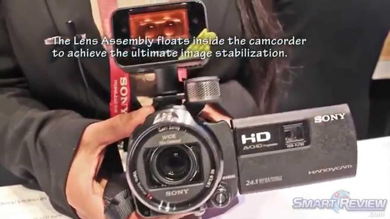 sony handycam lineup